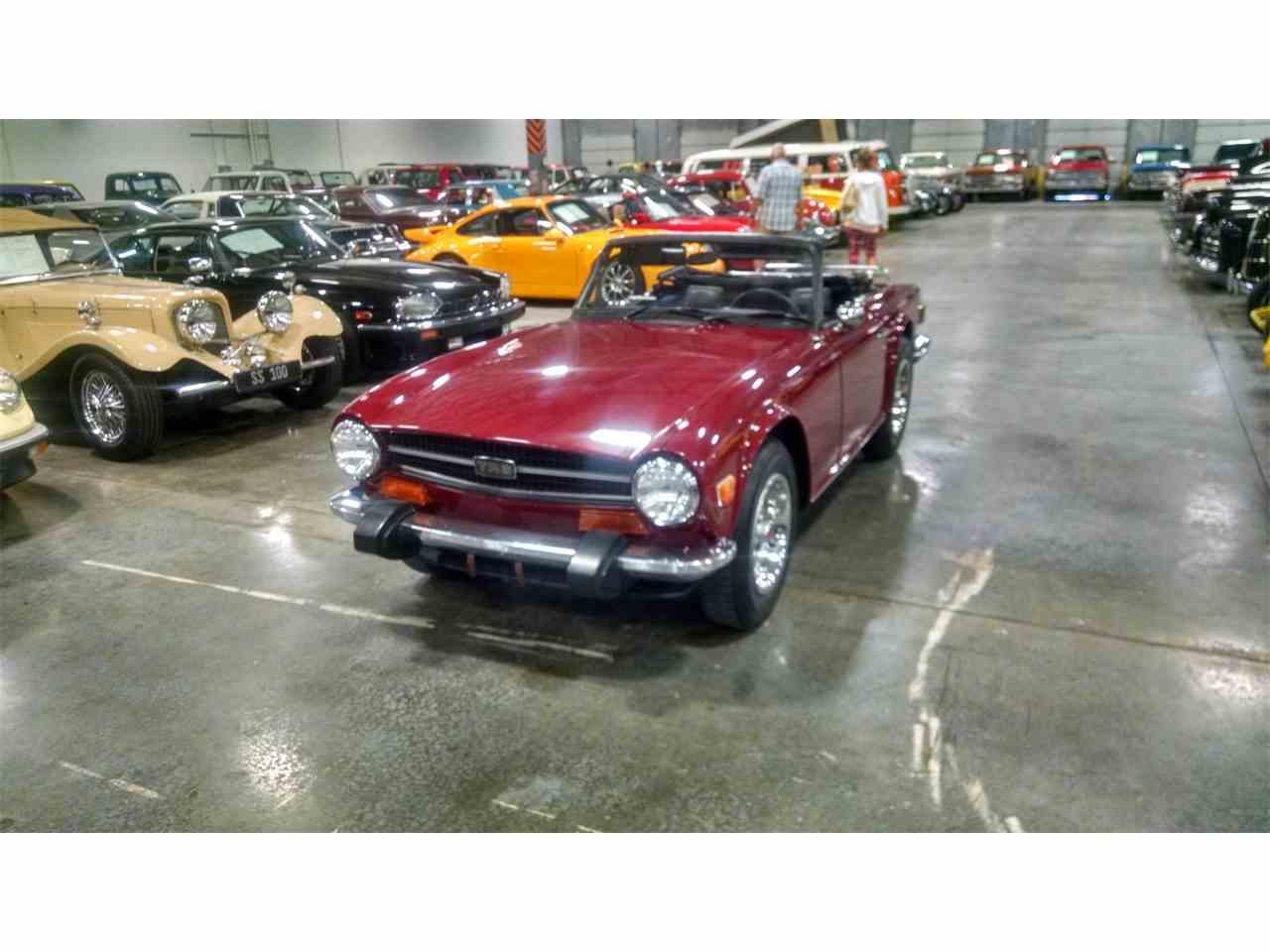 Large Picture of 1974 TR6 - $24,900.00 Offered by a Private Seller - N93H