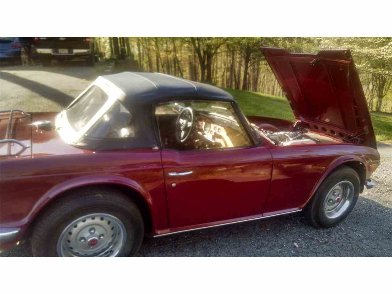 Large Picture of '74 TR6 located in clarkesville Georgia - $24,900.00 - N93H
