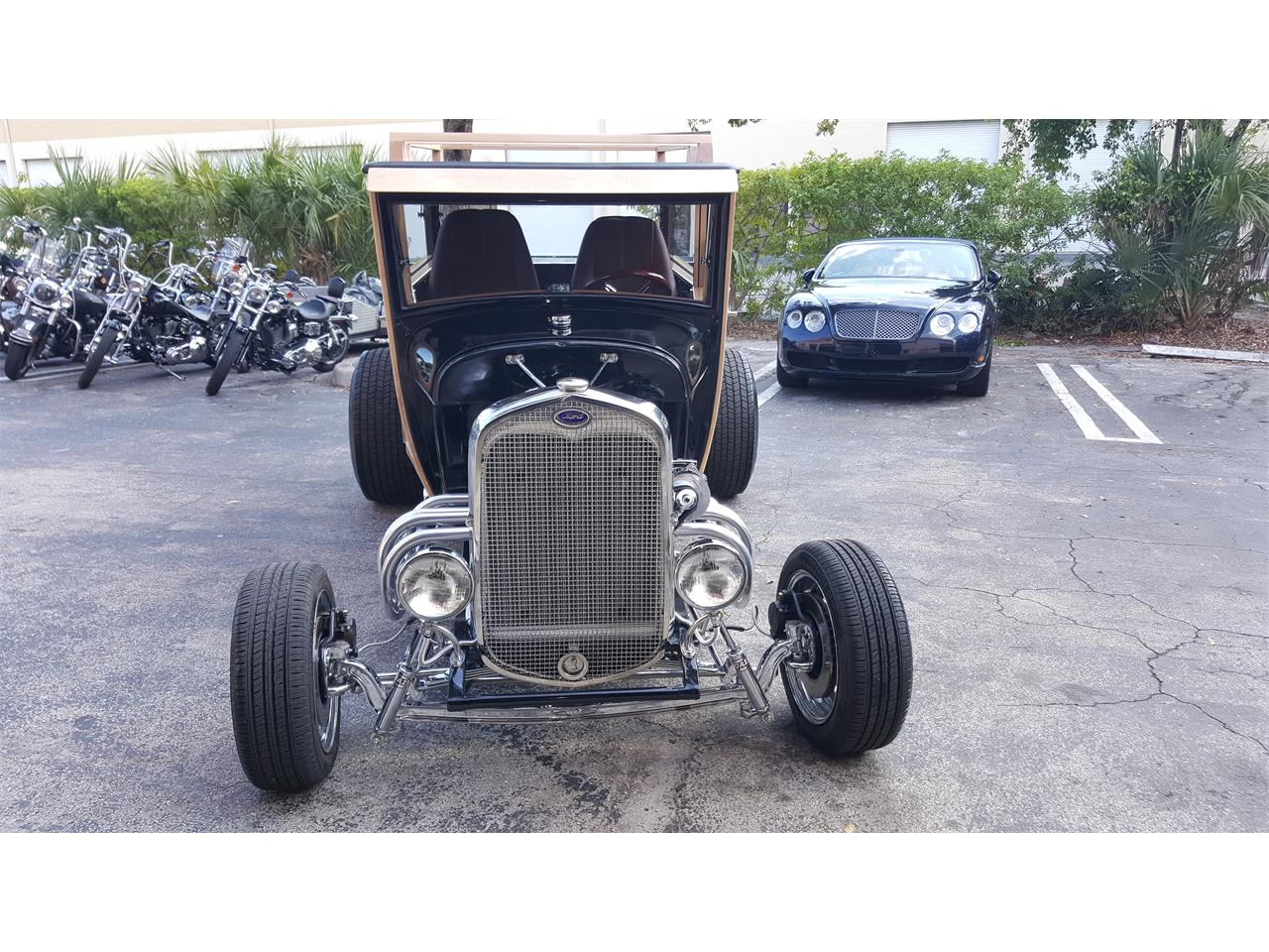 Large Picture of '28 Model A - N93I