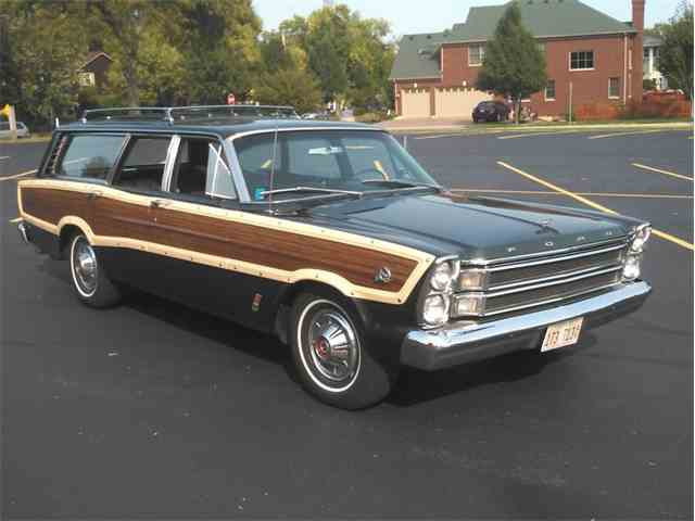 Picture of '66 Country Squire - N93U