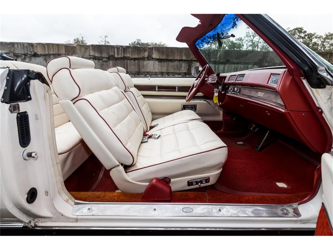 Large Picture of '76 Cadillac Eldorado Offered by Orlando Classic Cars - N93X