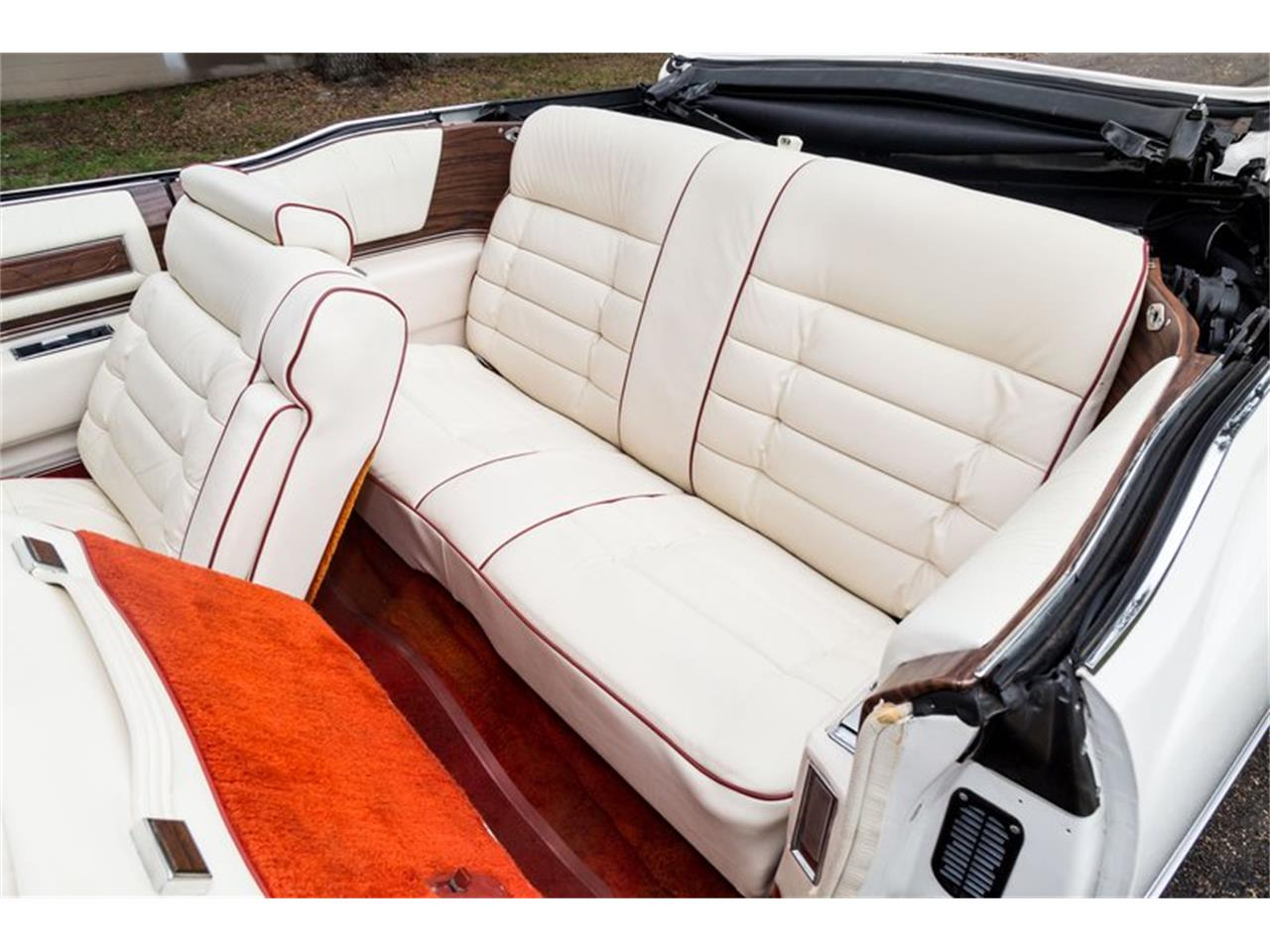 Large Picture of '76 Cadillac Eldorado located in Florida Offered by Orlando Classic Cars - N93X