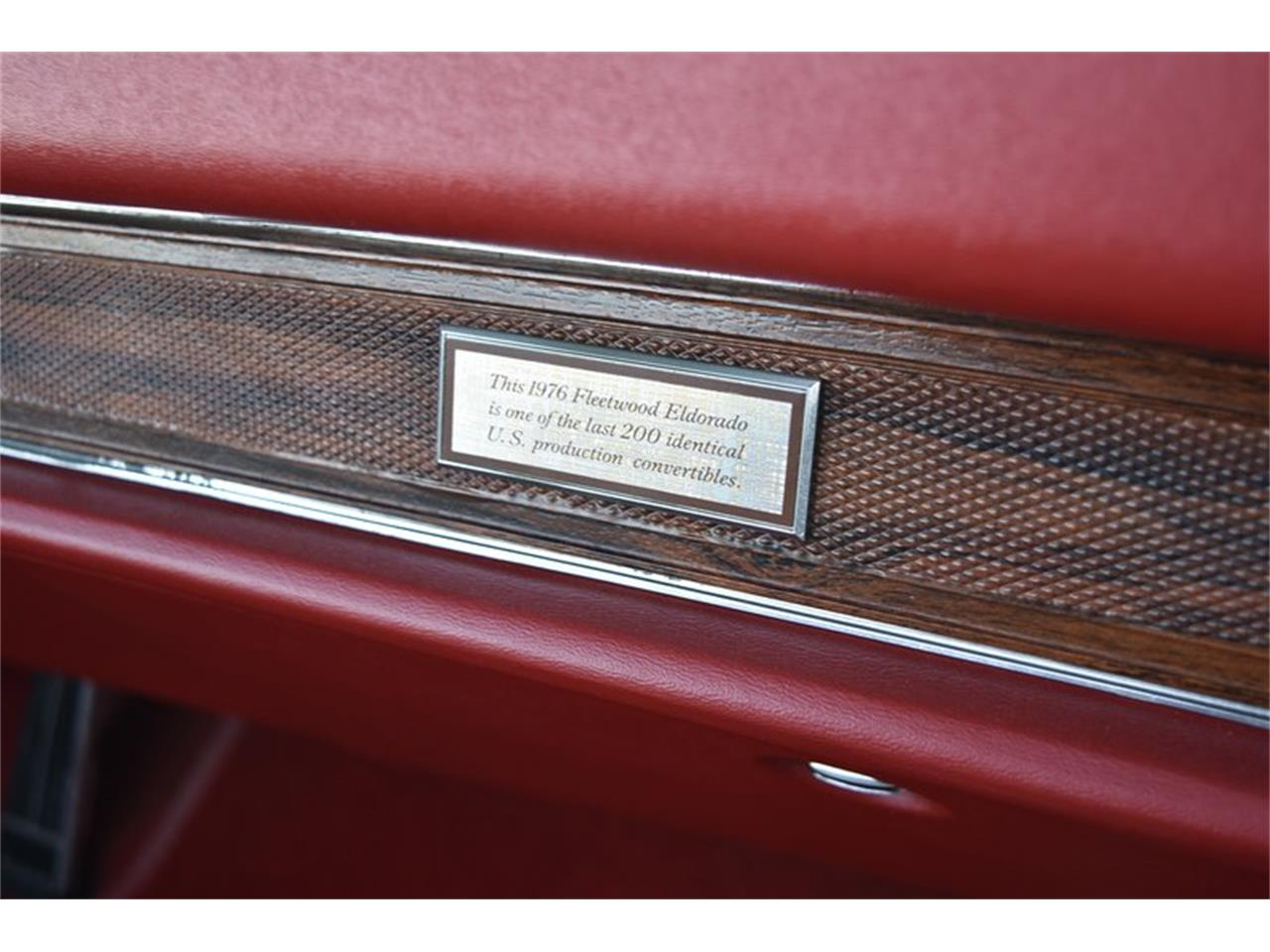 Large Picture of '76 Eldorado Offered by Orlando Classic Cars - N93X