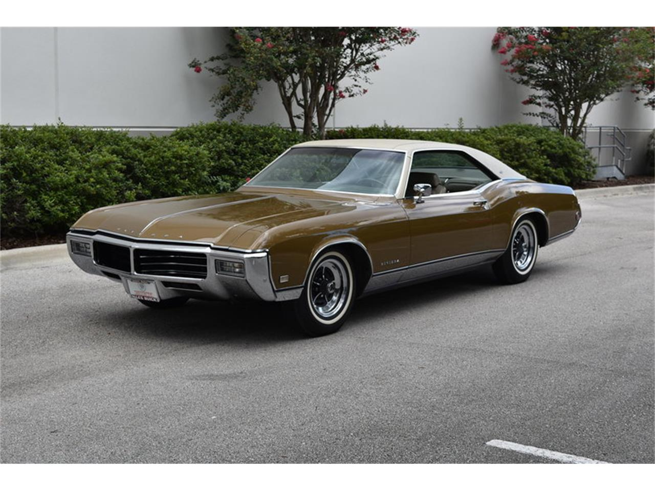 1969 buick riviera for sale | classiccars | cc-1084894