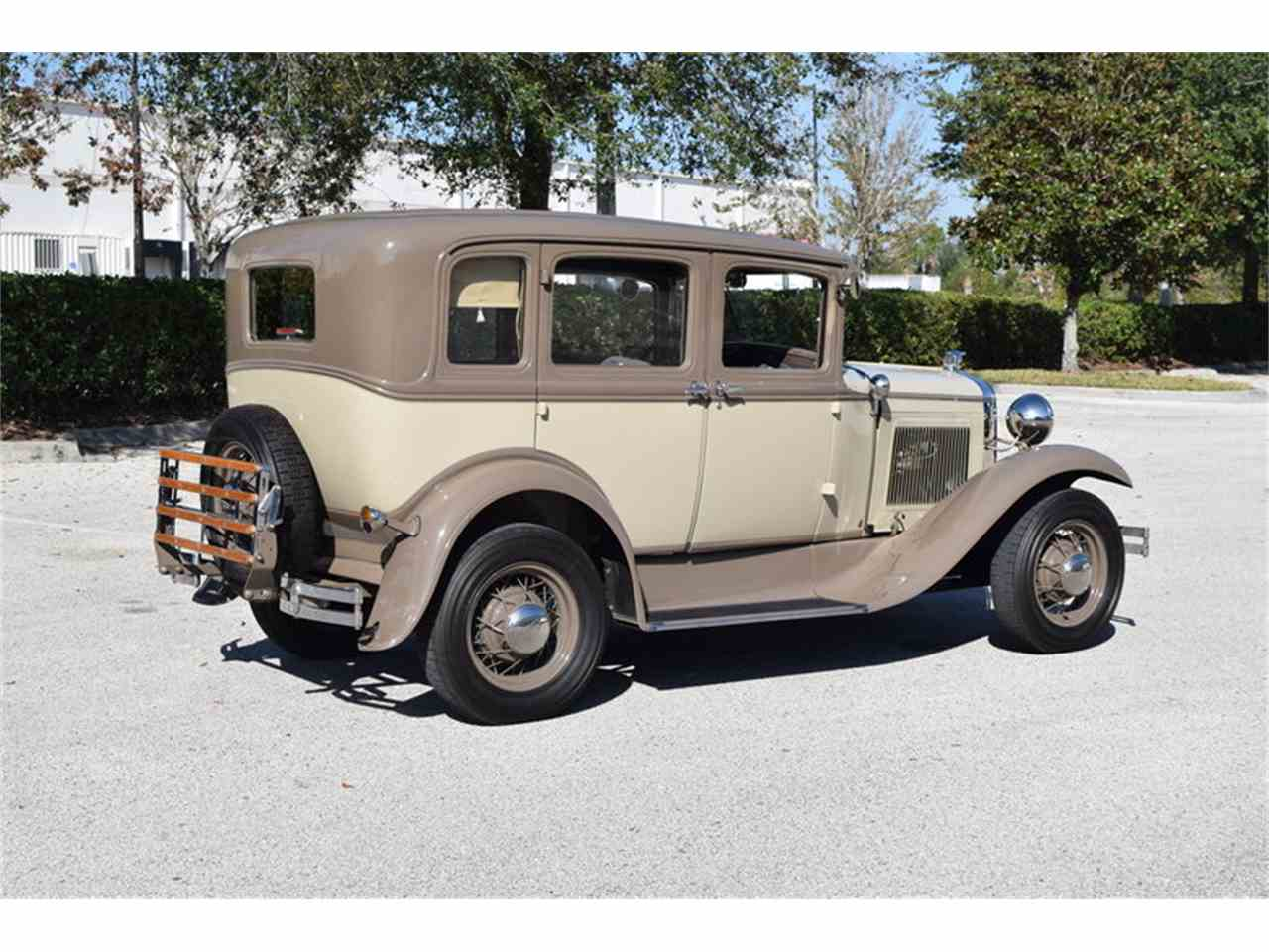 Large Picture of '30 Model A - N94B