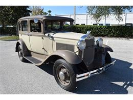 Picture of '30 Ford Model A located in Orlando Florida - $25,000.00 Offered by Orlando Classic Cars - N94B