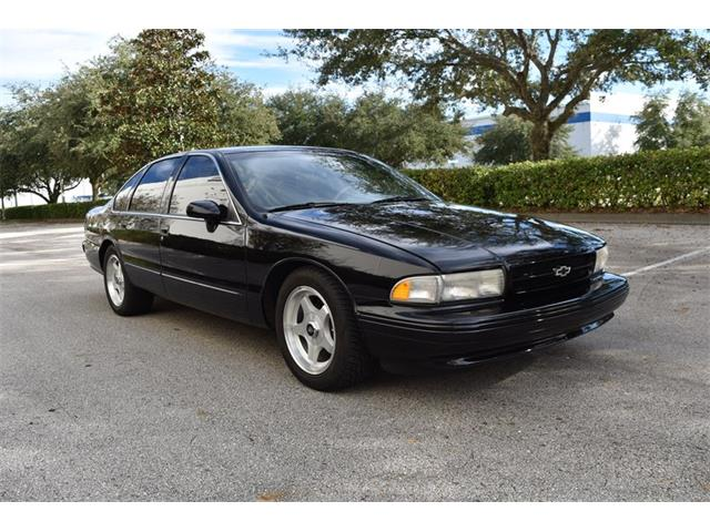 Picture of 1994 Chevrolet Impala SS - N94G