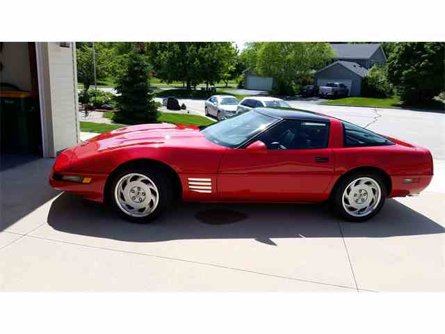 Picture of 1992 Corvette located in Wisconsin Offered by a Private Seller - N94Y