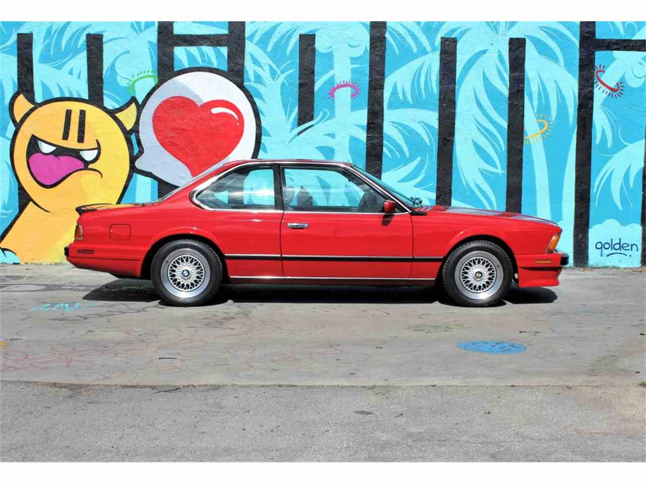 Large Picture of 1988 BMW M6 - N95L