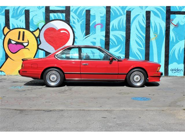Picture of '88 M6 - N95L