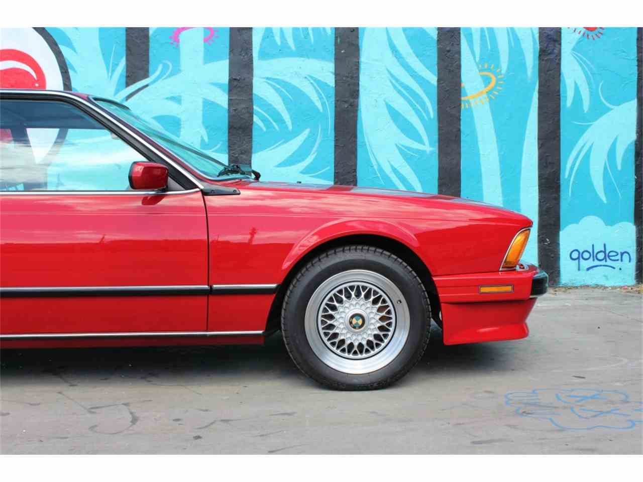 Large Picture of '88 BMW M6 - N95L