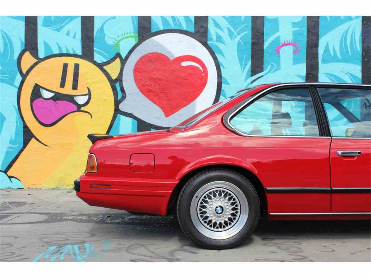Large Picture of '88 M6 located in Doral Florida Offered by Auto Source Group LLC - N95L