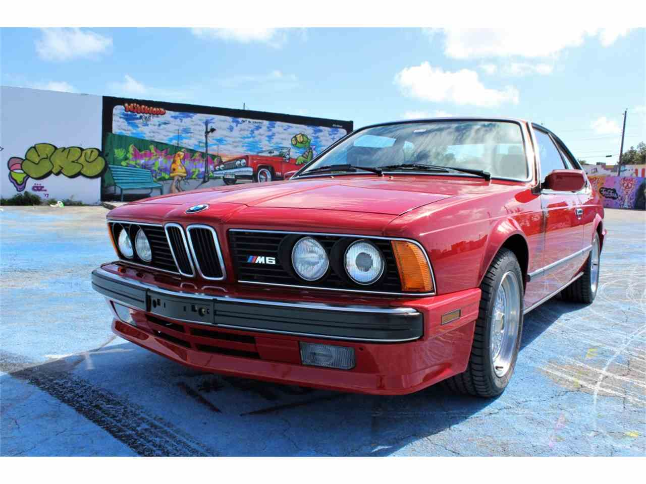 Large Picture of 1988 M6 located in Florida - N95L