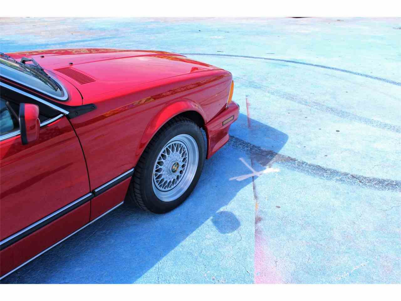 Large Picture of '88 M6 located in Florida Offered by Auto Source Group LLC - N95L