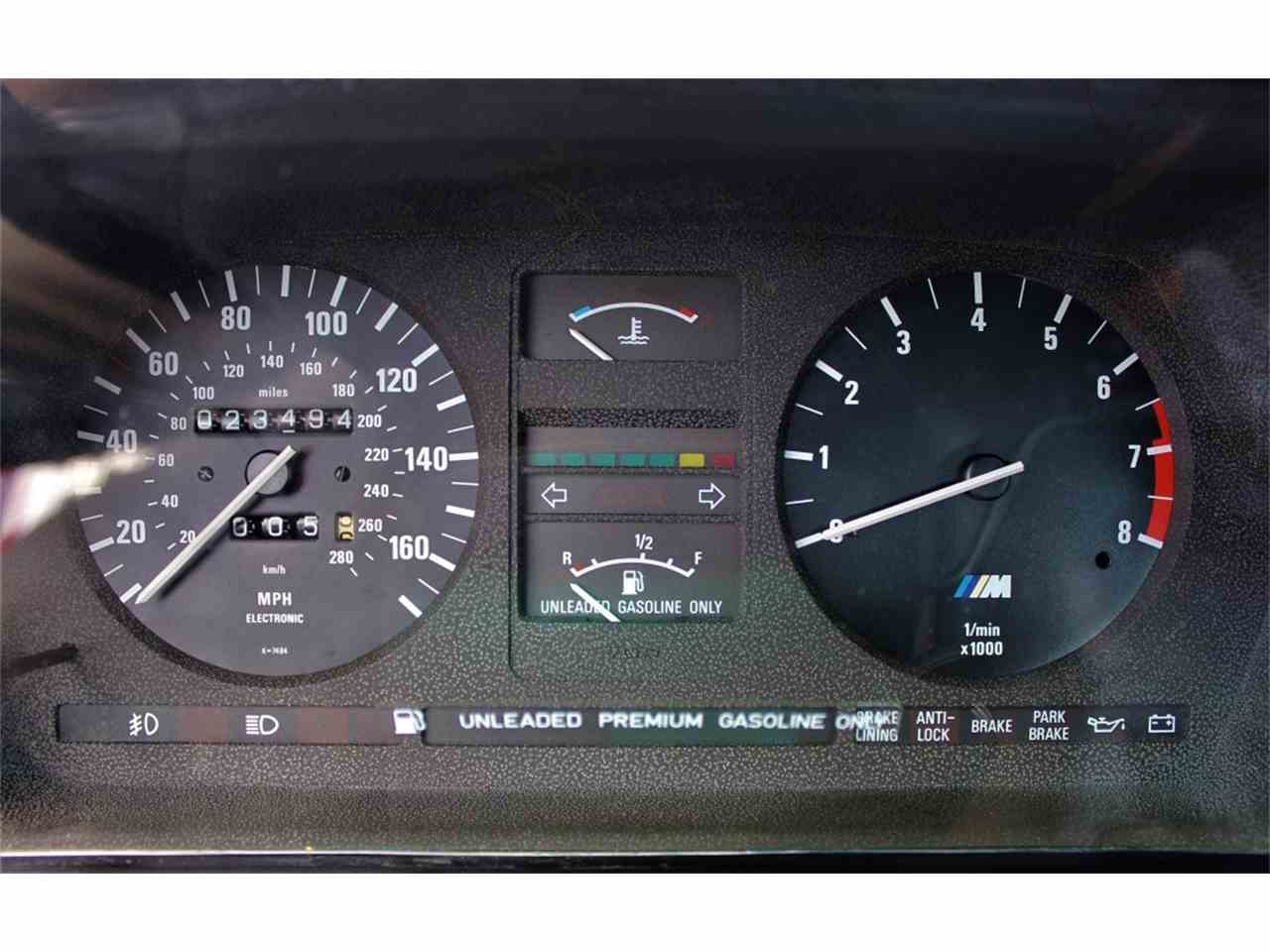 Large Picture of '88 M6 - $79,990.00 Offered by Auto Source Group LLC - N95L