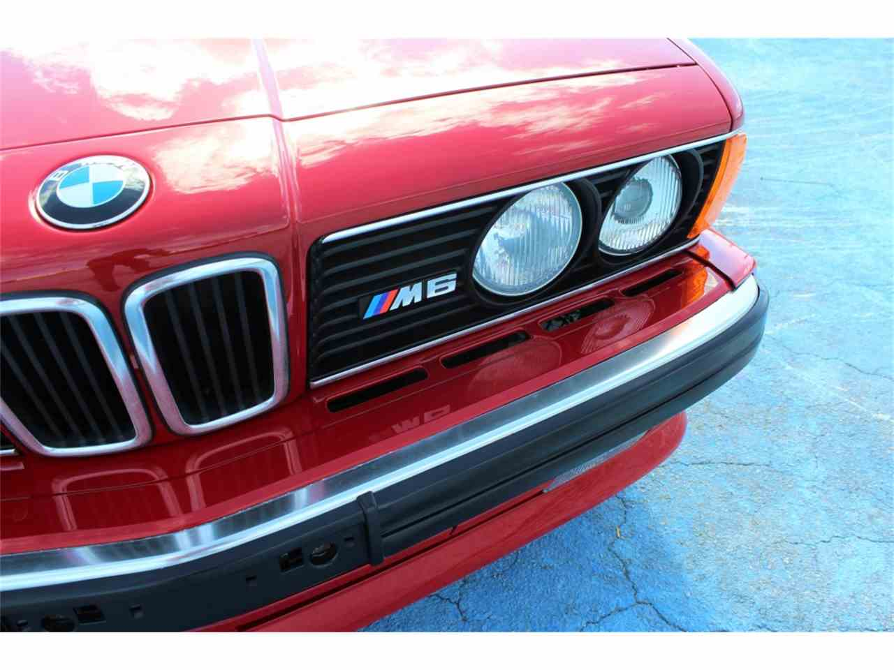Large Picture of '88 BMW M6 - $79,990.00 - N95L