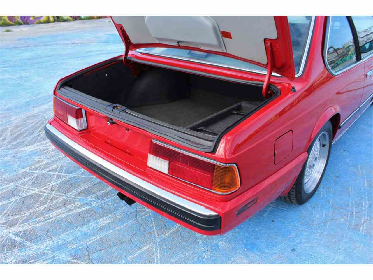 Large Picture of 1988 M6 Offered by Auto Source Group LLC - N95L