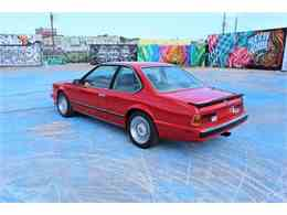Picture of 1988 M6 located in Florida Offered by Auto Source Group LLC - N95L