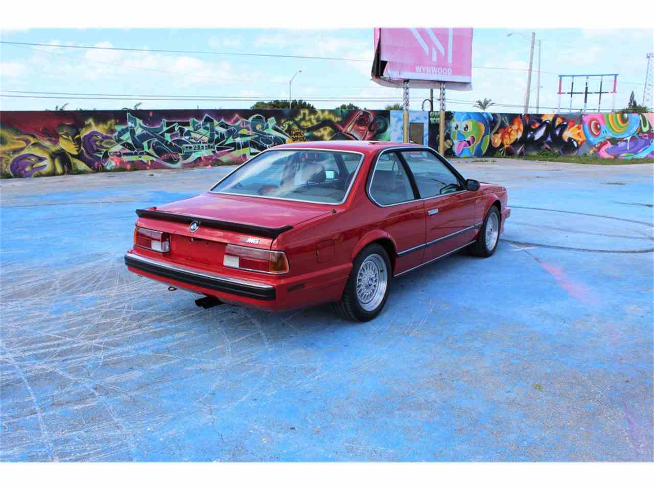 Large Picture of '88 BMW M6 located in Florida Offered by Auto Source Group LLC - N95L