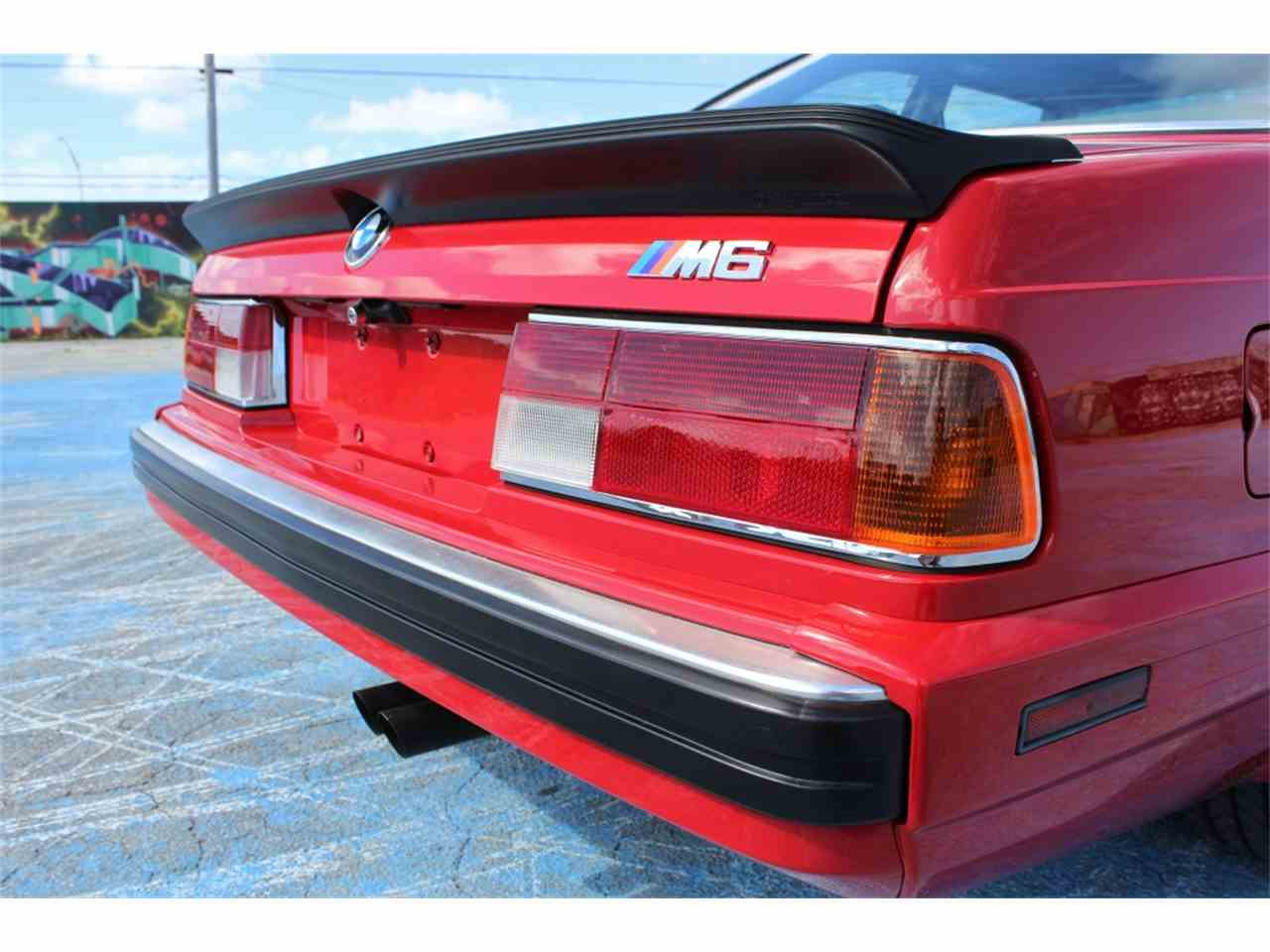Large Picture of '88 BMW M6 - $79,990.00 Offered by Auto Source Group LLC - N95L