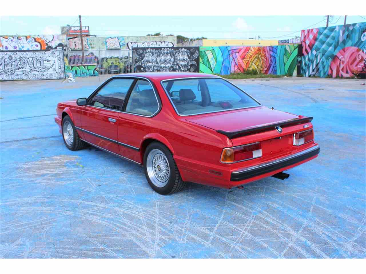 Large Picture of '88 BMW M6 Offered by Auto Source Group LLC - N95L