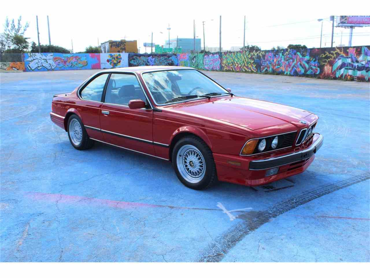 Large Picture of '88 BMW M6 located in Doral Florida - $79,990.00 Offered by Auto Source Group LLC - N95L
