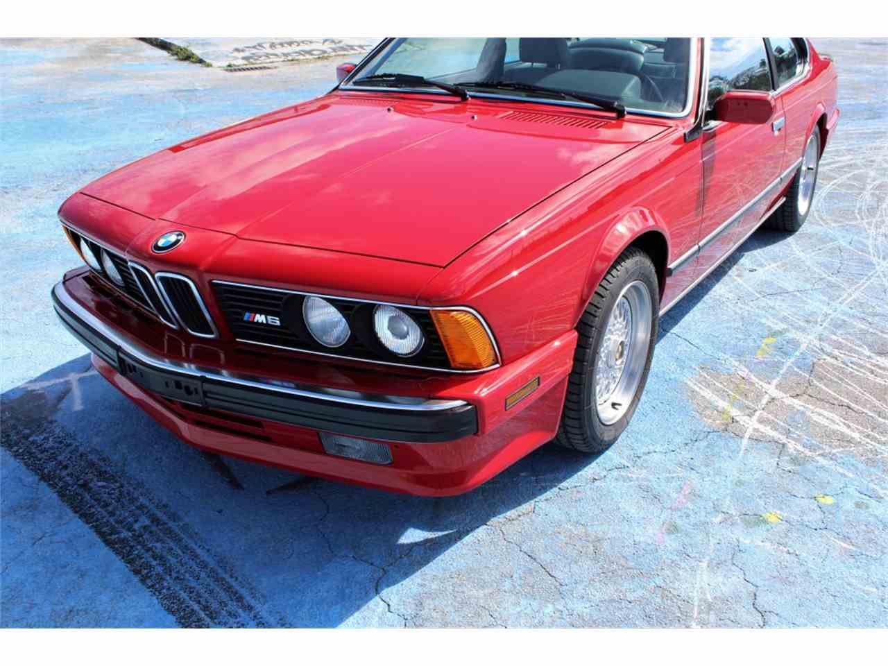 Large Picture of 1988 BMW M6 located in Florida Offered by Auto Source Group LLC - N95L