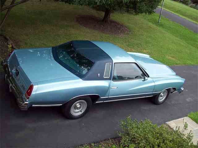 Picture of '76 Monte Carlo - N95Q