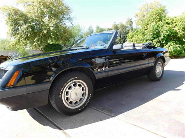 Picture of '85 Mustang - N95Z