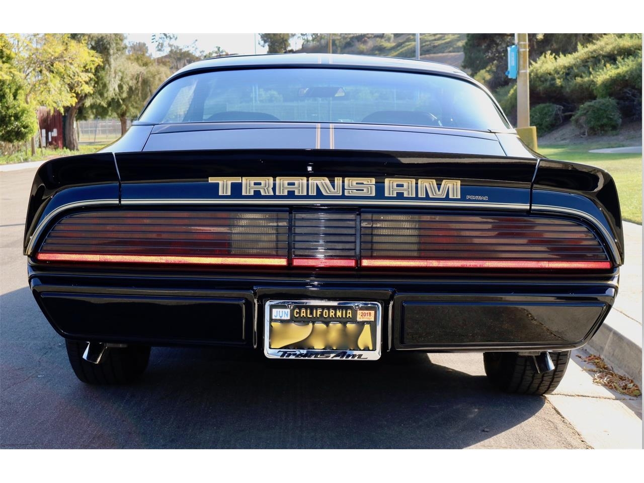 Large Picture of 1979 Firebird Trans Am SE located in San Clemente California - $58,000.00 - N96U