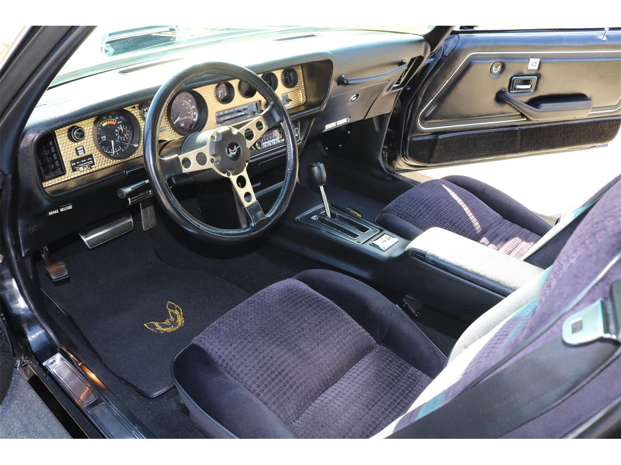 Large Picture of '79 Pontiac Firebird Trans Am SE located in California - $58,000.00 Offered by a Private Seller - N96U