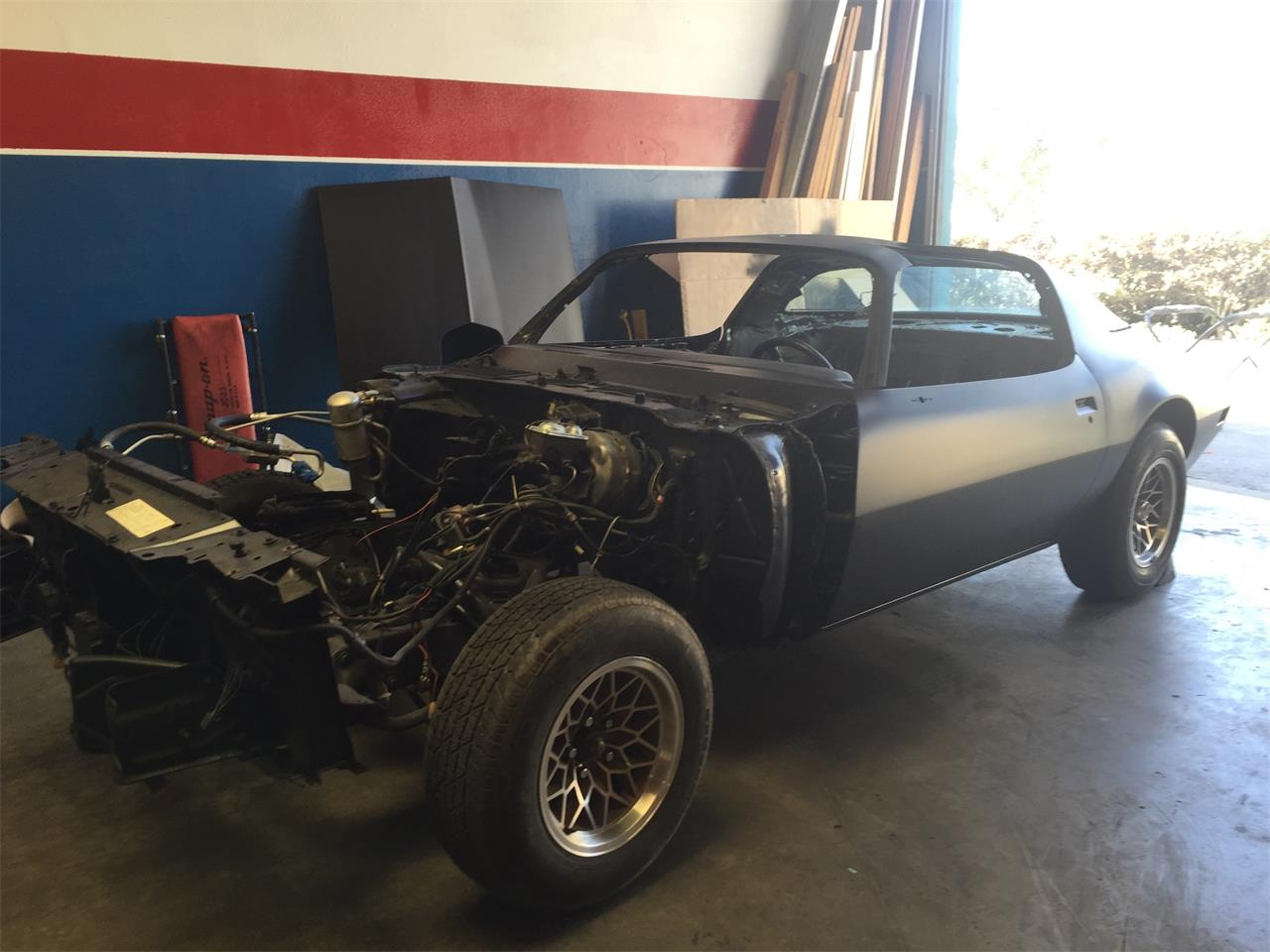 Large Picture of 1979 Firebird Trans Am SE located in San Clemente California Offered by a Private Seller - N96U