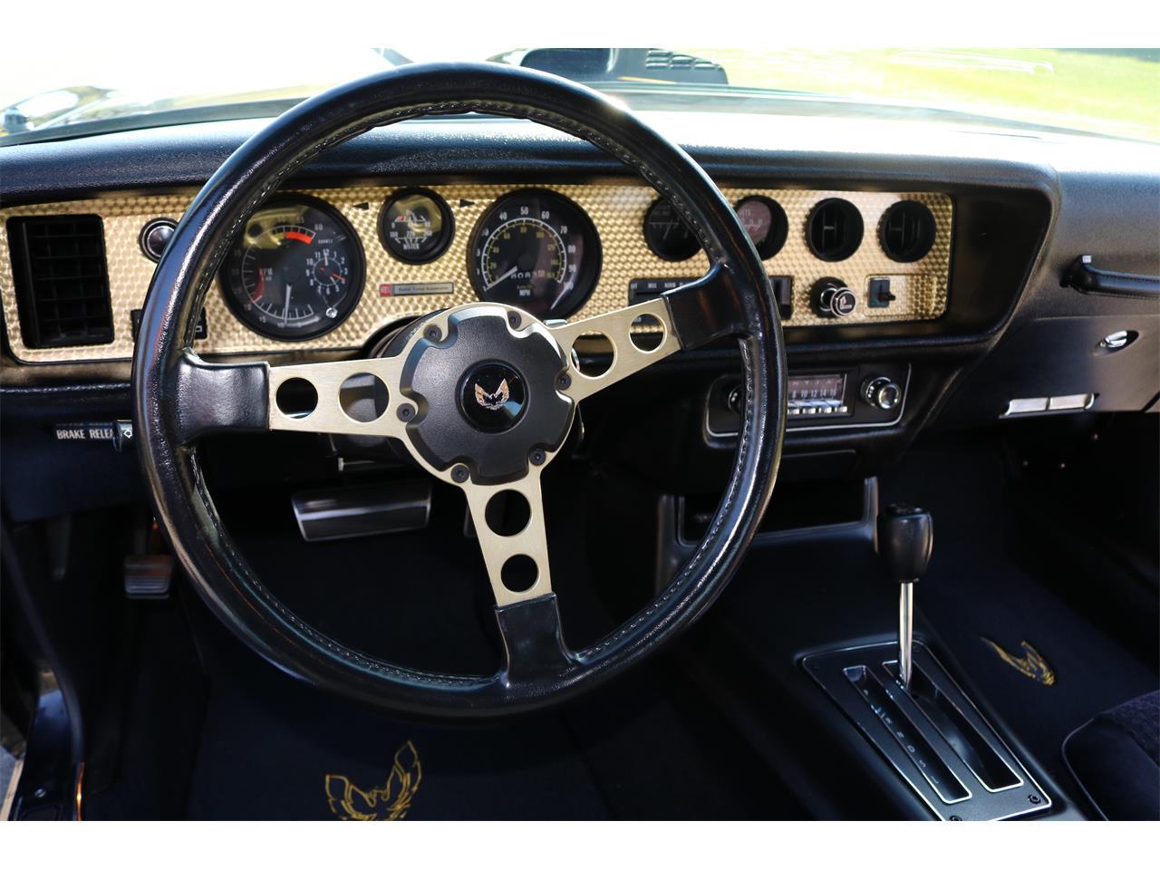 Large Picture of 1979 Pontiac Firebird Trans Am SE - $58,000.00 - N96U