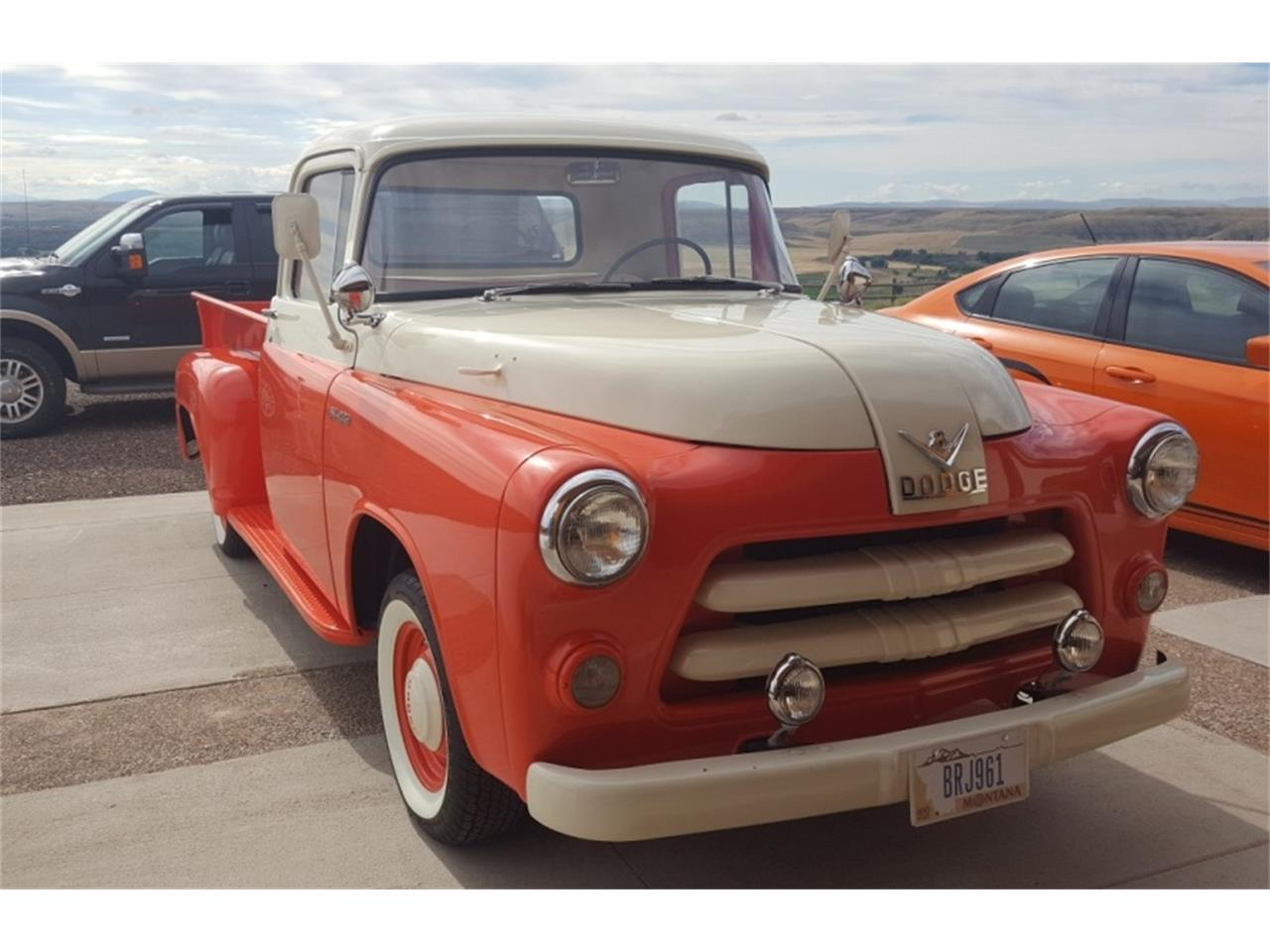 In House Financing Car Dealers >> 1956 Dodge Pickup for Sale | ClassicCars.com | CC-1085005