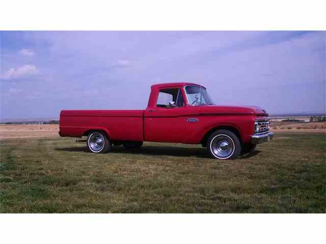 Picture of '65 F100 - N973