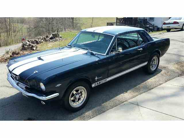 Picture of '66 Mustang - N97Q
