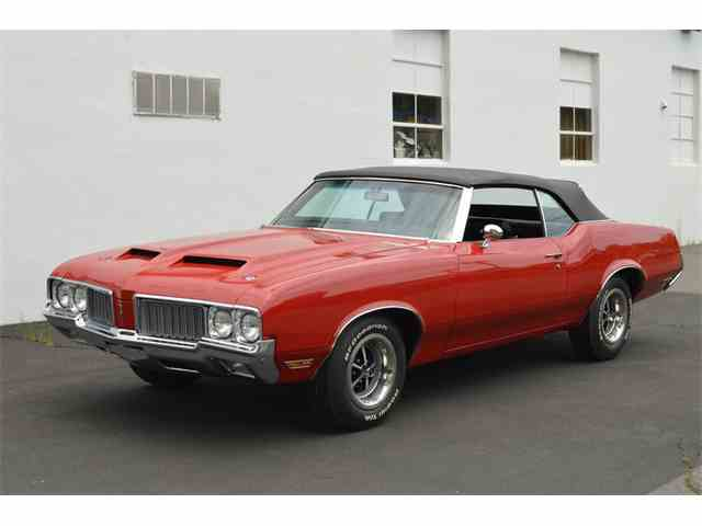 Picture of '70 Cutlass - N97V