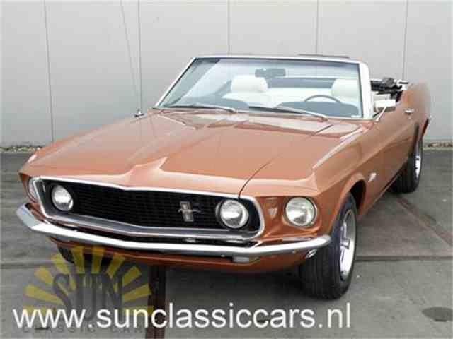 Picture of '69 Mustang - N989