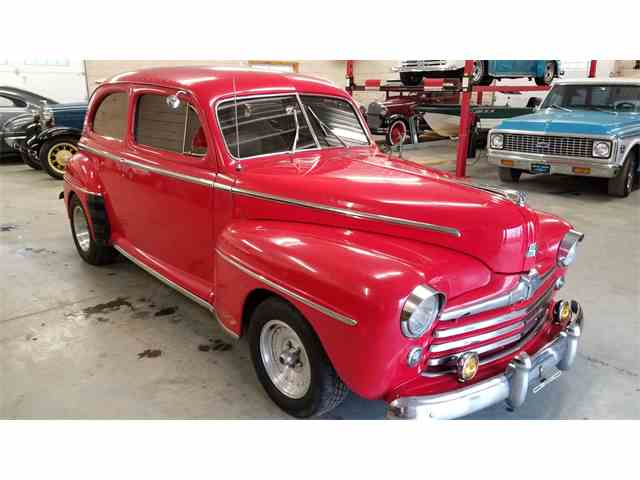 Picture of 1947 Ford Hot Rod located in Connecticut - $19,000.00 Offered by  - N98F