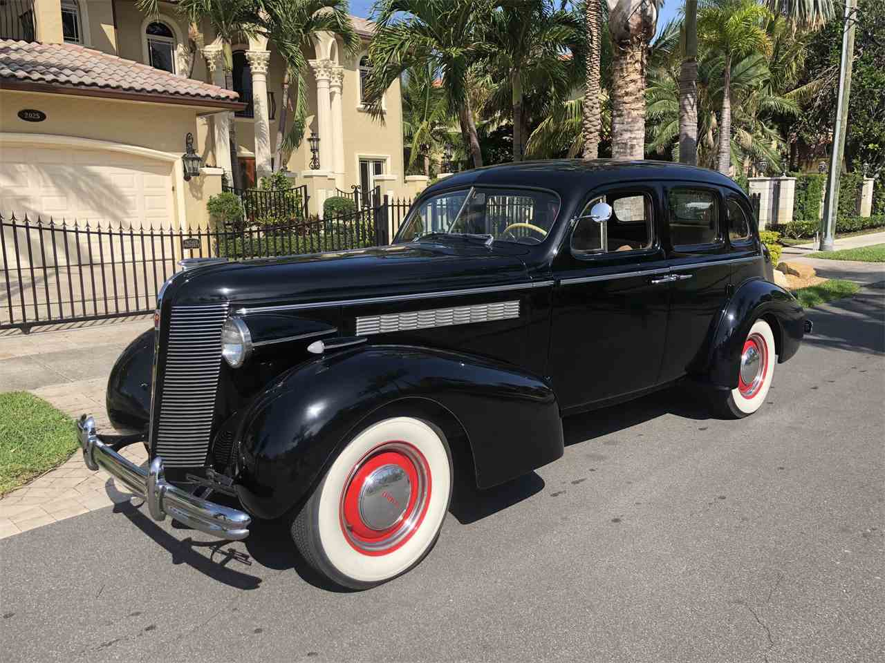 1937 buick series 40 for sale cc 1085058 for Classic motor cars of ellington