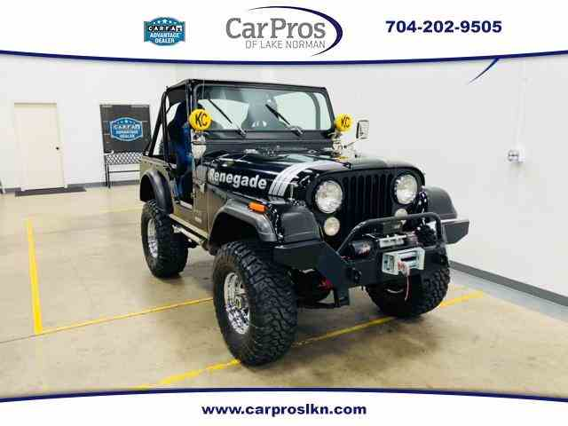 Picture of 1978 Jeep CJ5 located in Mooresville North Carolina Offered by  - N98L