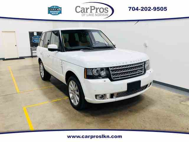 Picture of '12 Range Rover - N98S