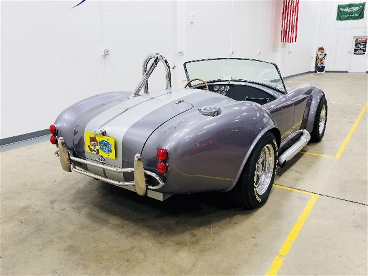 Large Picture of '07 Cobra - N993