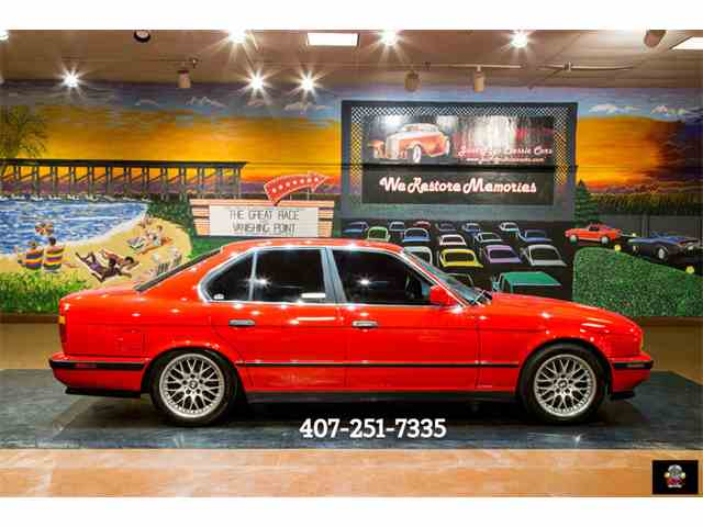 Picture of 1991 BMW M5 Offered by  - N999