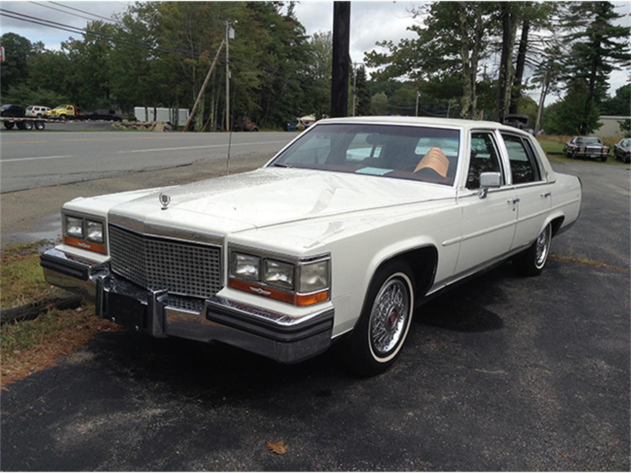 For Sale: 1987 Cadillac Fleetwood Brougham in Arundel , Maine