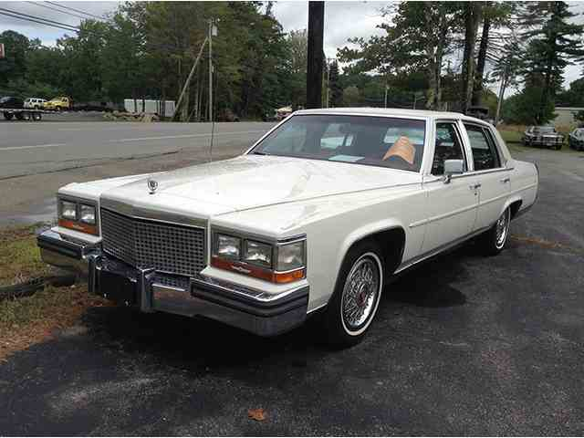 Picture of '87 Fleetwood Brougham - N9A3