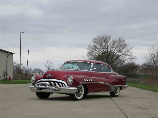 Picture of '53 Roadmaster - N9A6