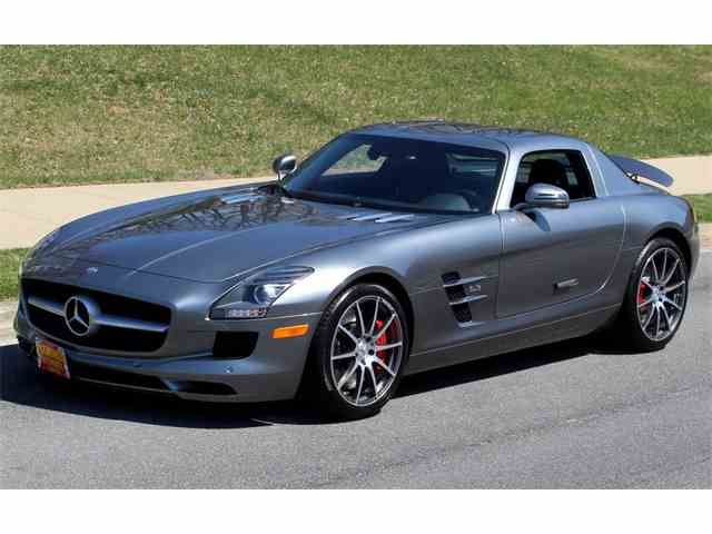 Picture of '12 SLS AMG - N9AS