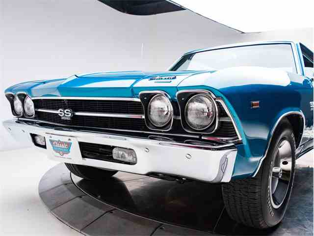 Picture of Classic 1969 Chevelle SS located in Iowa - $42,950.00 - N9B5