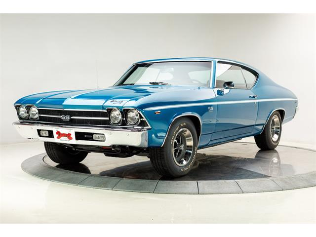 Picture of Classic 1969 Chevelle SS Offered by  - N9B5